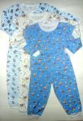 Пижама с манжетами